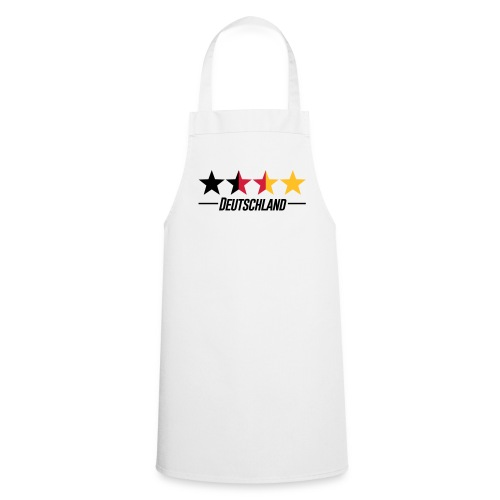 WM Sterne Shirt - Kochschürze