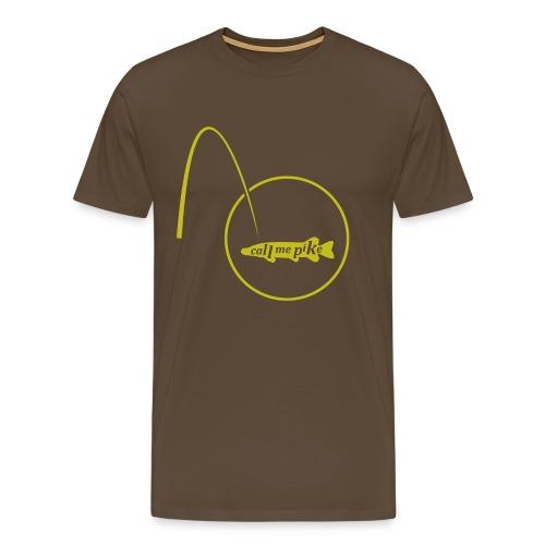 Fischer King - Männer Premium T-Shirt