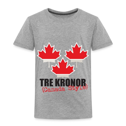 Grey Kids T-Shirt - Kids' Premium T-Shirt