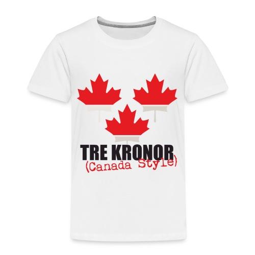 White Kids' T-Shirt - Kids' Premium T-Shirt