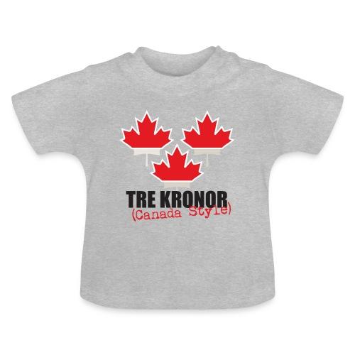 Grey Baby T-Shirt - Baby T-Shirt