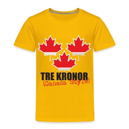 Yellow Kids' T-Shirt - Kids' Premium T-Shirt