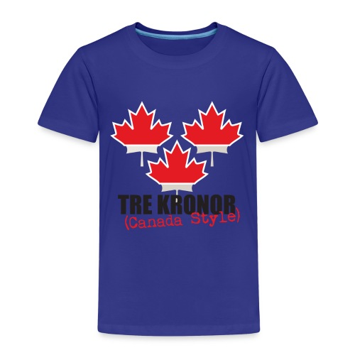 Blue Kids' T-Shirt - Kids' Premium T-Shirt