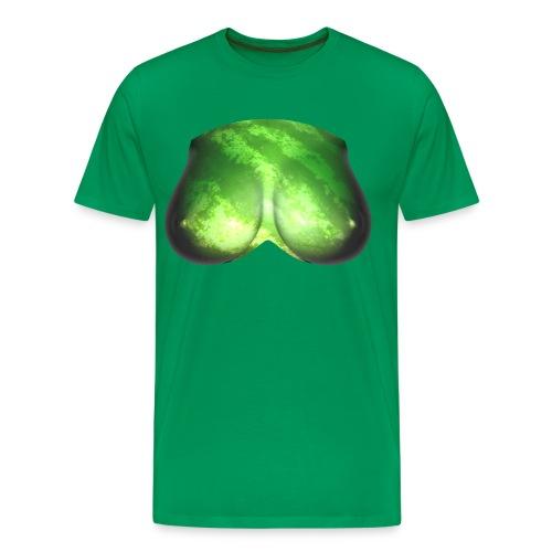 Melon Girl - Männer Premium T-Shirt
