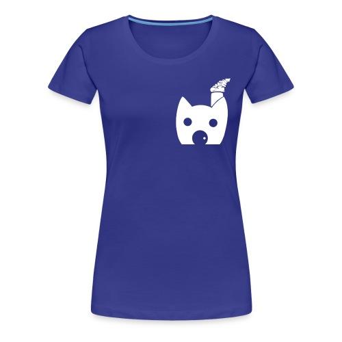 Cat House - Women's Premium T-Shirt