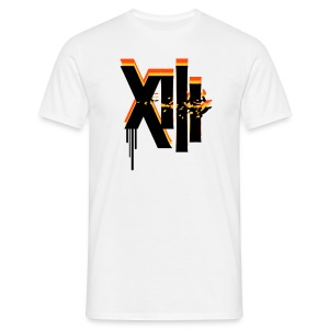 iTaZzur XIIII Orange - T-shirt Homme