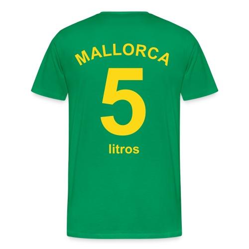 FC Malle - Mallorca Trikot - Männer Premium T-Shirt
