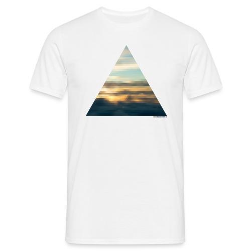 Denmark 58 White T-Shirt Homme - T-shirt Homme