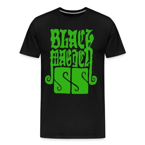 Black Magick    - Logo T-Shirt - Camiseta premium hombre