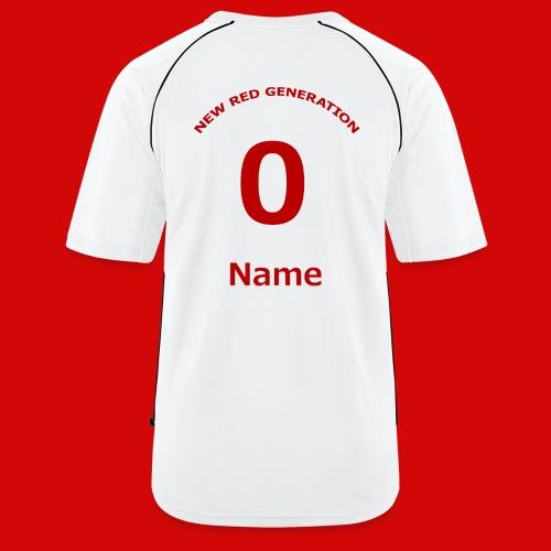 Fußball-Trikot m mit Name und Mitgliedernummer - Männer Fußball-Trikot