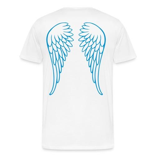 angel - Mannen Premium T-shirt