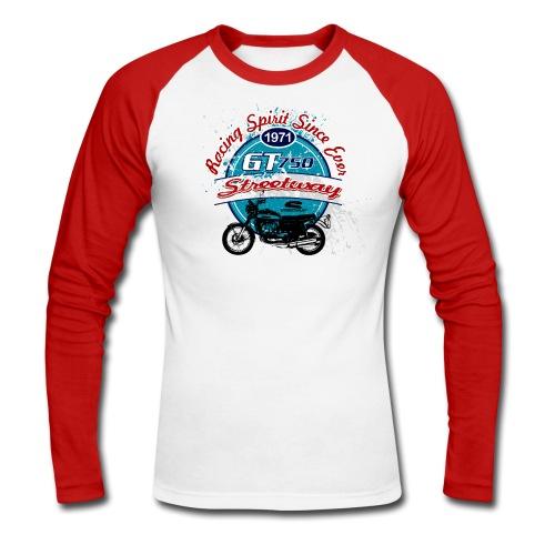 GT 750 - T-shirt baseball manches longues Homme