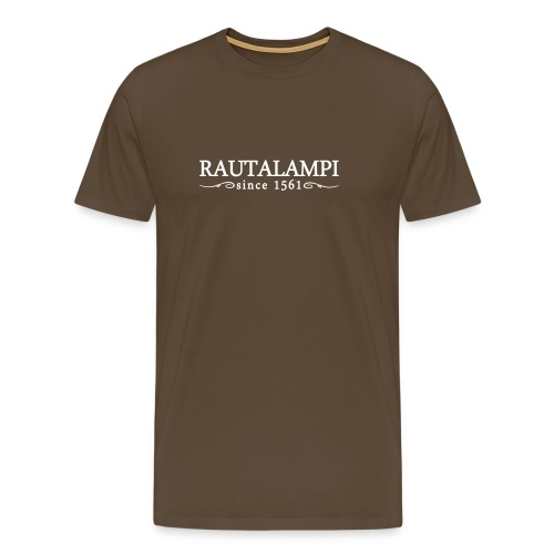 Since 1561 T-paita - Miesten premium t-paita