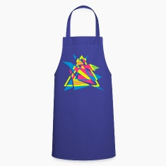 Hipster Triangle Design  Aprons