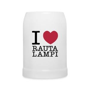 I love Rautalampi - oluttuoppi - Oluttuoppi