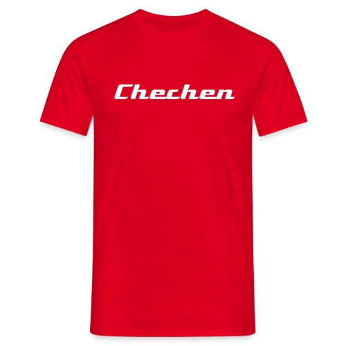 Chechen Warrior - Men's T-Shirt