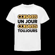 Tee shirts ~ Tee shirt Enfant ~ Cobayes Toujours -  Enfant