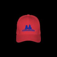 Caps & Mützen ~ Flexfit Baseballkappe ~ Amelunxen Cap Rot-Blau