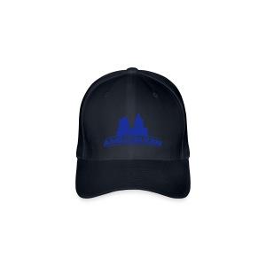 Amelunxen Cap Rot-Blau - Flexfit Baseballkappe