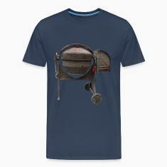 concrete mixer T-Shirts