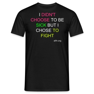 T-Shirt Homme I didn't choose - T-shirt Homme
