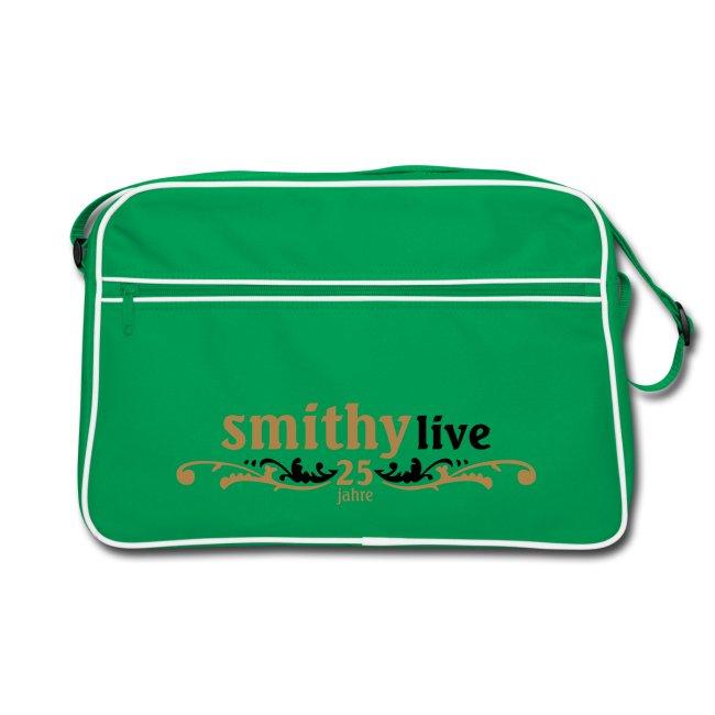 SMITHY 25 Jahre - Retro Tasche