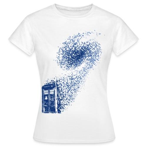 Doctor Who Themed T-Shirt - Women's T-Shirt