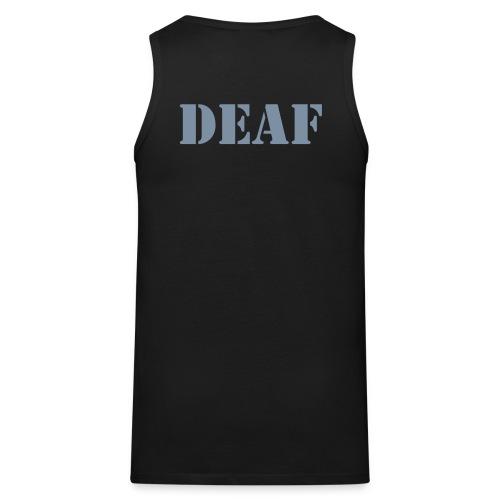 DEAF - Männer Premium Tank Top