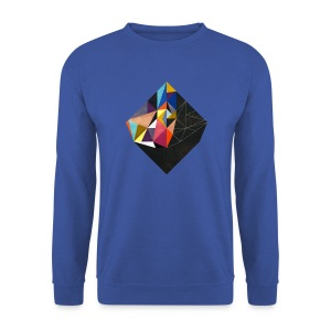 Germany 39 Blue Sweat - Shirt Homme - Sweat-shirt Homme