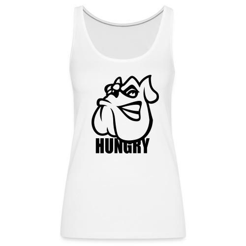 Hungry Dog. - Women's Premium Tank Top
