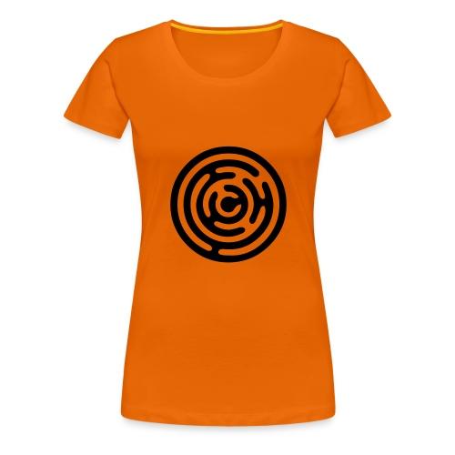Laberinto - Camiseta premium mujer