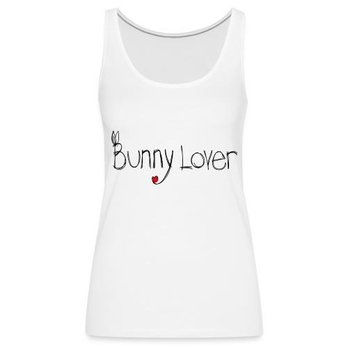 Bunny Lover - Women's Premium Tank Top