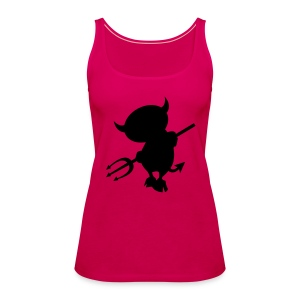 Rosa Devil - Frauen Premium Tank Top