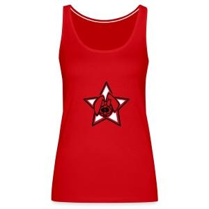 Conejita - Camiseta de tirantes premium mujer