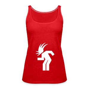 Red Headbanging - Frauen Premium Tank Top