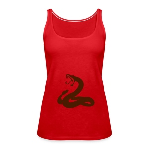 Red Snake - Frauen Premium Tank Top