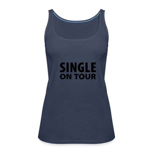 single_on_Tour - Canotta premium da donna