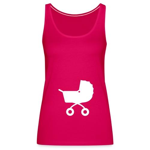 babybuggy - Canotta premium da donna