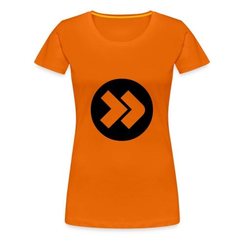G-Forward - Women's Premium T-Shirt