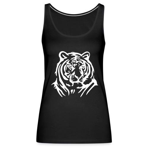 Tiger - Women's Premium Tank Top