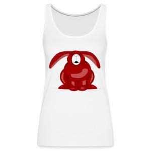 Red Rabbit - Women's Premium Tank Top