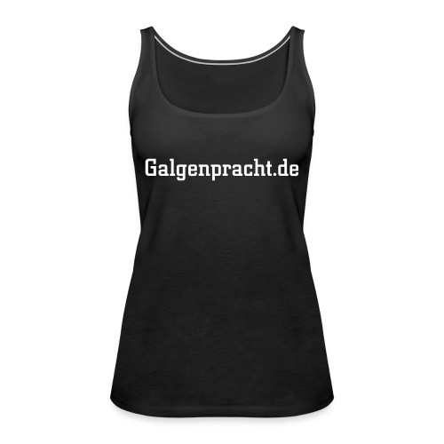 Domain - Frauen Premium Tank Top