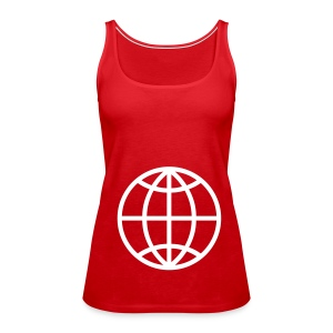 World - Frauen Premium Tank Top