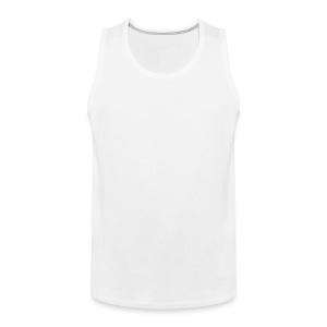 Classic Sleeveless Tshirt - Men's Premium Tank Top