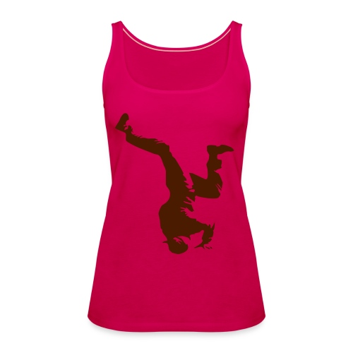 Breakin - Women's Premium Tank Top