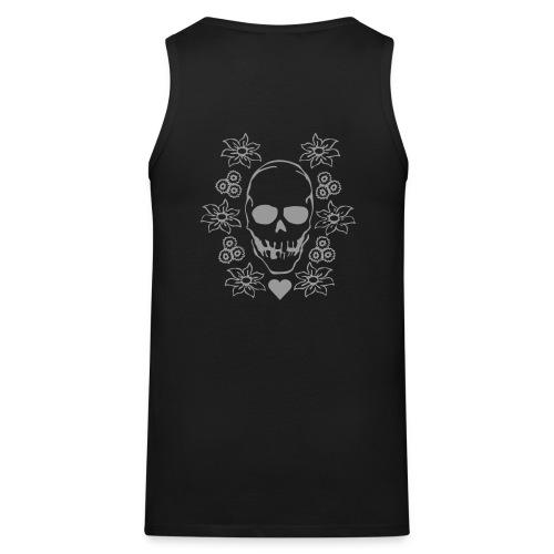skullshirt - Männer Premium Tank Top