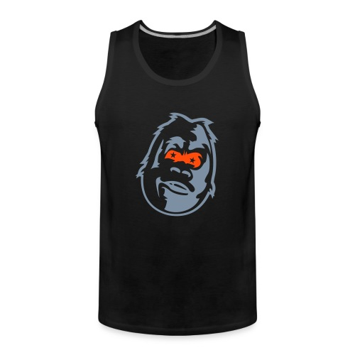 Grusel Tank Top for Men - Männer Premium Tank Top