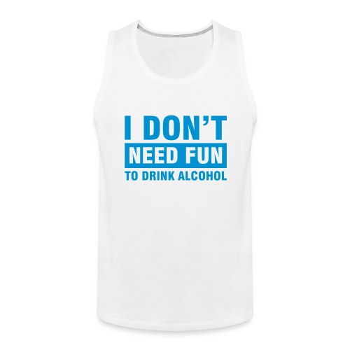 Tanked! - Men's Premium Tank Top