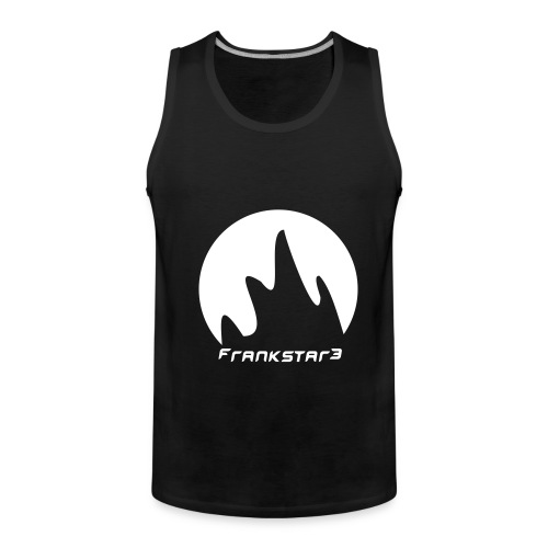 White fire - Men's Premium Tank Top