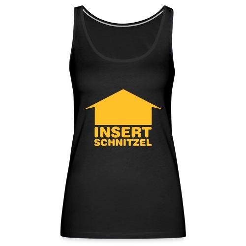 Schnitzel! - Women's Premium Tank Top